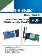 Guia do usuário TL-WN651G