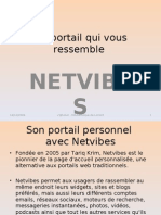 Introduction à Netvibes
