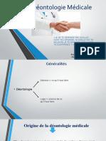 La Déontologie Médicale.pptx