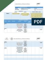 Planeación didáctica PP1 ETAPA 1