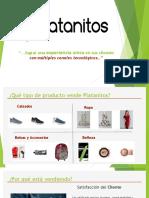 PLATANITOS -PPT