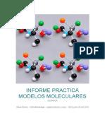 practica modelos moleculares