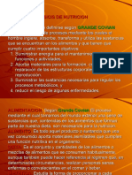 CONCEPTOS BASICIS DE NUTRICION II