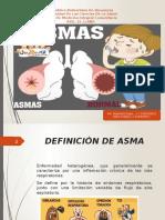 Diapositivas exposicion ASMA