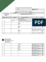 planificación diaria II° ciclo 2020 - marzo - abril