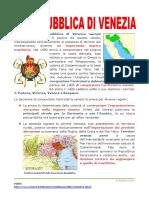 La Serenissima Repubblica Di Venezia