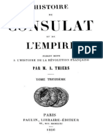 Histoire du Consulat et de l'Empire, (Vol. 13 / 20) by Adolphe Thiers