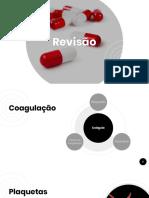 Revisão Anticoagulantes e Antiagregantes FMUSP