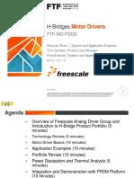H-Bridges Motor Drivers - NXP Semiconductors