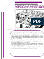 Present simple vs present continous worksheet (2)
