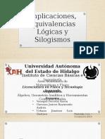 Implicaciones, Equivalencias Logicas y Silogismos.pptx
