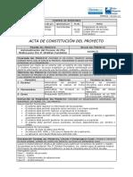 FGPR_010_06 - Acta de Constitución del Proyecto