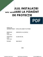Calculul Instalatiei de Legare La Pamant.pdf