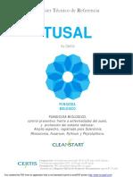 TUSAL dossier tecnico