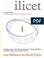 Scilicet Livro 1