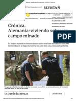 Podgorny, I. - Alemania, viviendo sobre un campo minado (Clarín, 13-07-2018).pdf