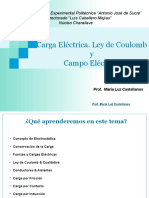 Clase Coulomb y Campo