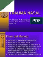 Trauma Nasal