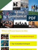 Group & Organizational Communication 8