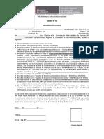 Anexo N° 2 Declaración_Jurada