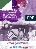 Cuadernilo_CTERA_25_de_Noviembre VIOLENCIA CONTRA LA MUJER
