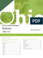 2018 Science Standards