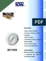 (4)  38110SS