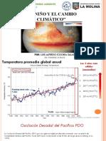 El Niño y el cambio climático.pptx
