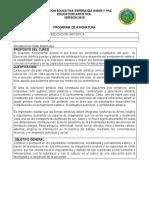 PLAN DE AREA DE ARTISTICA 2019 (1)
