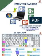 1.1. EXPOSICION de Excel 2016