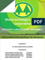 Presentacion Marco Estrategico de Las Cooperativas