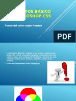 CONCEPTOS básico de Photoshop cs5