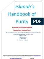 Muslimah's Handbook of Purity