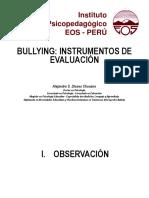 2. Instrumentos de evaluación