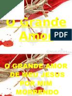 35 - O GRANDE AMOR.pptx