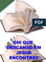 37 - CRISTO P'RA MIM