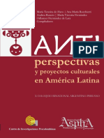 Borzone, C. y Ponce, A. 2016. Informe Sobre La Comunidad Huitoto Del Poblado de Negro Urco, 2011