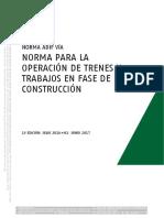 NAV 5-2-0.1+M1 Norma para la operación de trenes y trabajos en fase de constucción. (1ª ed.+M1).pdf