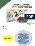 Cuidado Basico Del Paciente en Enfermería