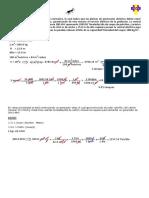 Ejercicios de conversiones y vectores