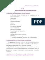Análisis Psicosocial Tema 2