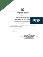 Bar Syllabus 2020_Remedial law