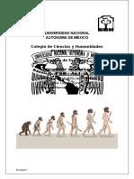 Trabajo de Evolución. Biología