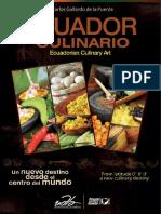 Ecuador culinario