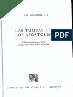 ENGELBERT KIRSCHBAUM, LAS TUMBAS DE LOS APOSTOLES.pdf