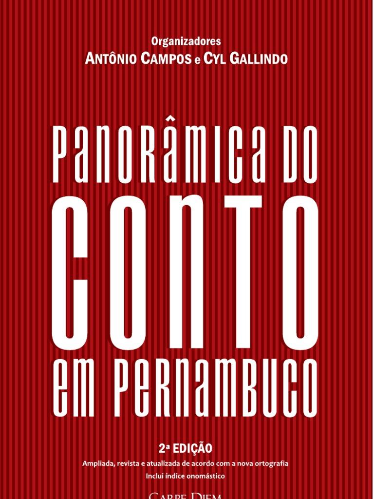 dd21a9bbb Coleção Pernambuco em Antologias