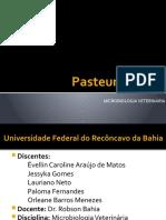 Pasteurella ssp