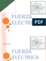 fuerzaelctrica