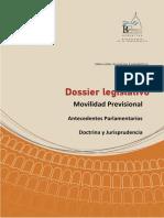 Dossier Legislación Previsional