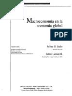 Macroeconomía en la economía global